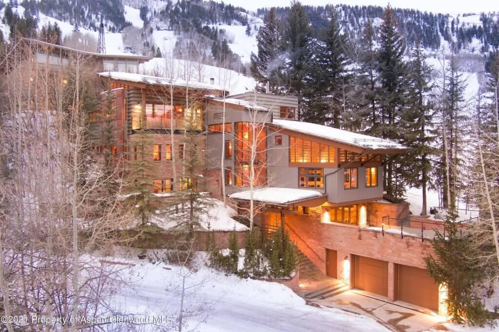 The House on Little Nell, Aspen CO